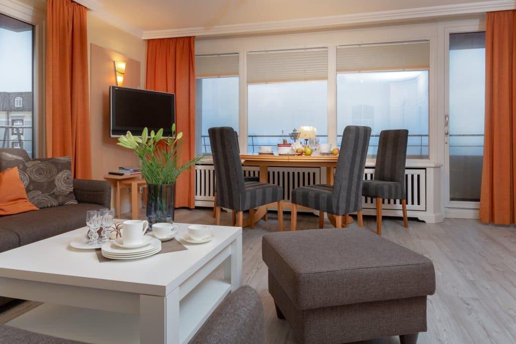 Haus am Meer in Westerland auf Sylt-Appartement Details