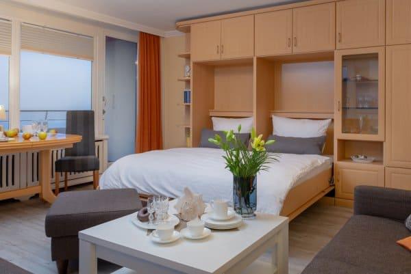 Ihr Appartement in Westerland auf Sylt-Appartement Details